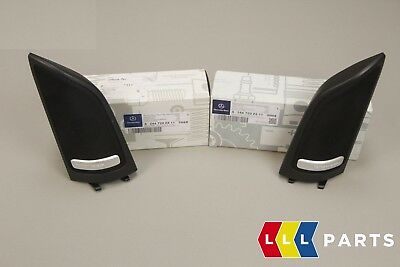 New Genuine Mercedes Mb B Class W246 Harman Kardon Tweeter Cover Pair Set L+R