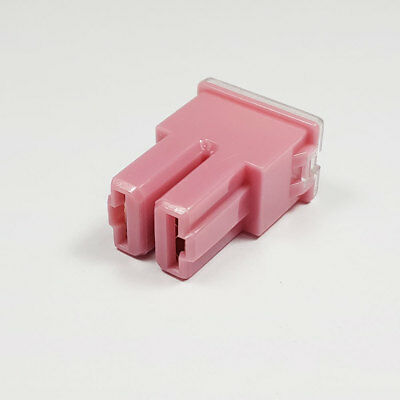 30 Amp Pink Japanese 30A PAL Female A Fuse Slow Blow Nissan Mazda Honda Toyota