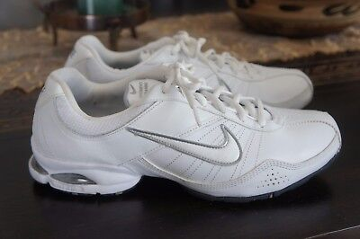 d1295e28f9d63 Athletic Women s Whitesilver Exceed Leather 10 Air Nike Training Size Shoes  tzwY7nSq