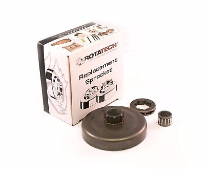 Genuine Rotatech® Rim Sprocket & Needle Bearing Kit For Partner P500 Chainsaw