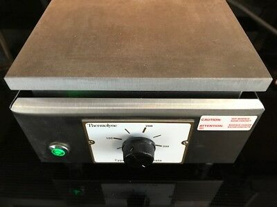 Barnstead Thermolyne Type 1900 Laboratory Hot Plate Model: HPA1915B Nearly New