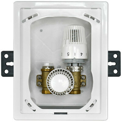RTL Valve Temperature Cassette Box Return Limiter for underfloor heating RTL