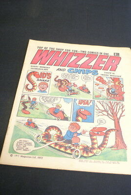 WHIZZER & CHIPS 25th March 1972*