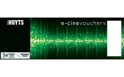 Book Hoyts tickets (Adult Off-peak)