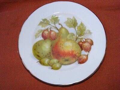 VINTAGE HAMMERSELY & CO Small 15.5cm Plate RARE FRUIT