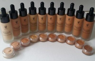 Younique Touch Mineral Liquid Foundation 3-5-10ml sample pot or 20 ml full size