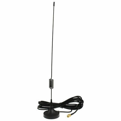 Magnetic Base SMA Male GSM GPRS Magnetic Antenna 7dBi 900/1800MHz with 3m Cable
