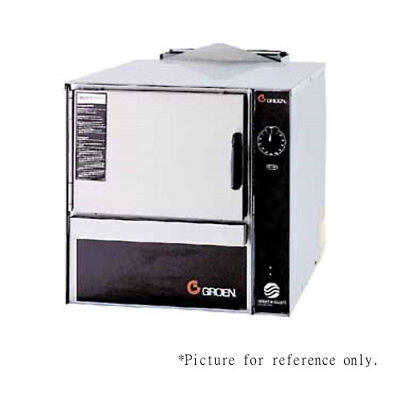 Groen SSB-3G Gas Countertop SmartSteam 100 Convection Steamer - 54,000 BTU