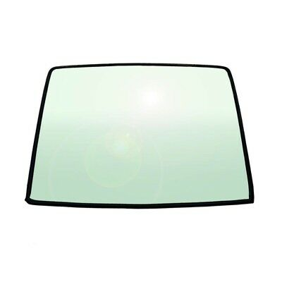 67 - 68 Mustang Fastback Rear Window Glass - Tinted / With Rubber Seal