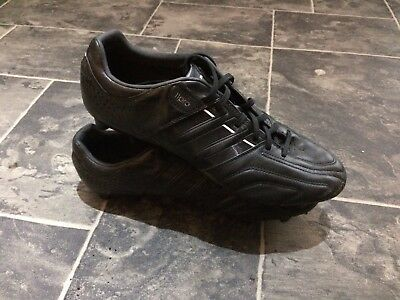 d8b6590f3 Rare Adidas Adipure 11Pro Blackout Edition Firm Ground Size 11 Football  Boots