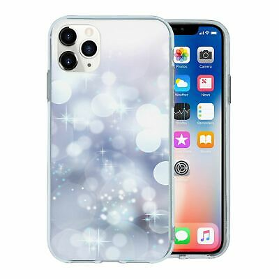 Silicone Phone Case Back Cover Winter Ice Snow - S4423