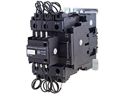 315.99.1139 Contactor3-pole Mounting DIN Auxiliary contacts NC, NO DE1-D60K12P7