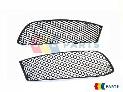 New Genuine Mercedes Benz Mb A Class W176 Amg Front Bumper Lower Grill Set L+R
