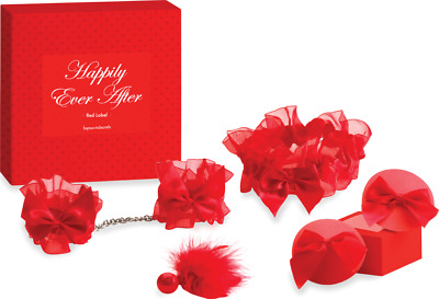 kit del piacere Bijoux Indiscrets Happily Ever After - Red Label