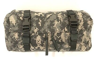 USED MOLLE II Waist Pack – Butt/Fanny Hip Bag - ACU Camo – Genuine US Military