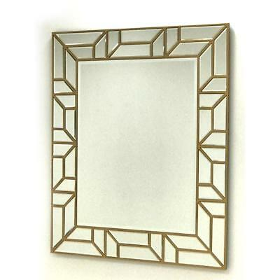 NEW Constanza Gold Wall Mirror Luxury Mirrors