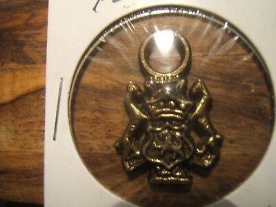 Unknown Foreighn Military - State Medal Lion -Seahorse -Ram