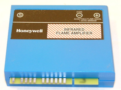 HONEYWELL R7852A1001  Flame Amplifier Infrared, FFRT: 2.0 sec or 3.0 sec