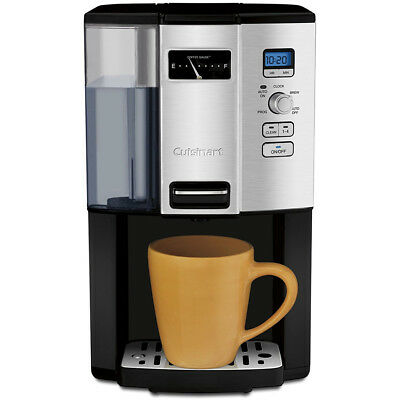 Cuisinart 12-Cup Programmable Coffeemaker with Gold Tone Filter   DCC-3000