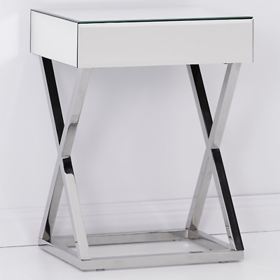 Sylvie Side Table NEW Antique Luxury Mirrors