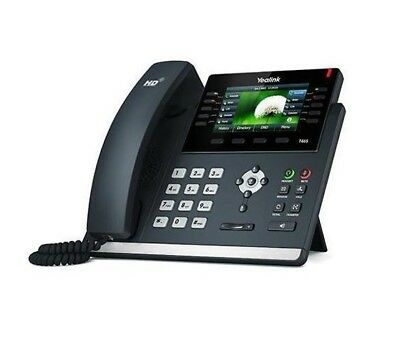 NEW YEALINK YEA-SIP-T46S Ultra-elegant Gigabit IP Phone