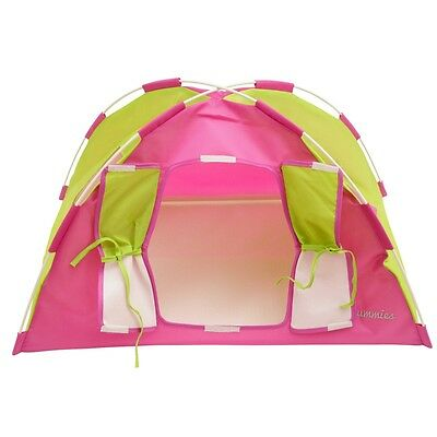 """Modern Doll Camping Tent Toy American Girl Our Generation Journey Girl 18"""" Doll"""