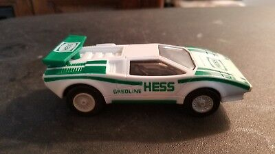 Vintage Collectible Hess 1991 Toy Race Car