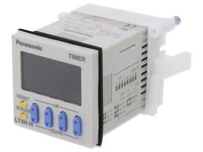 LT4HW-DC24V Timer Range0,01s÷9999h SPDT 12÷24VDC socket, on panel PANASONIC EW