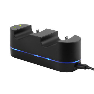 Controller Charging Dock Holder Dual Charge Station for Playstation PS4 AC928