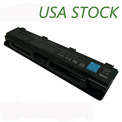 6-Cell Li-Ion Laptop Battery Pack for Toshiba PA5024U-1BRS 10.8V 5200MAH US