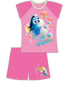 GIRLS Official Finding Dory PYJAMAS 12Months-4YRS