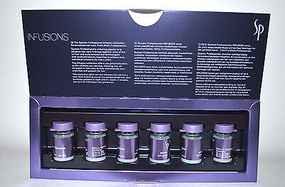 Wella SP Repair Infusion 6x5ml Intensivpflege System Professional