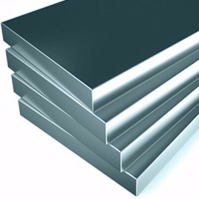 "FLAT BAR ALUMINIUM 1/2""- 2""  X  1.5mm - 1/4"" - LENGTHS 50mm - 3000mm ALSO 4000mm"