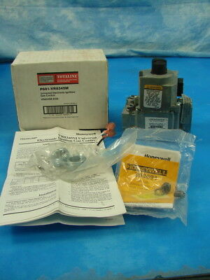 Honeywell Universal Electric Ignition Gas Control VR8345M 4336
