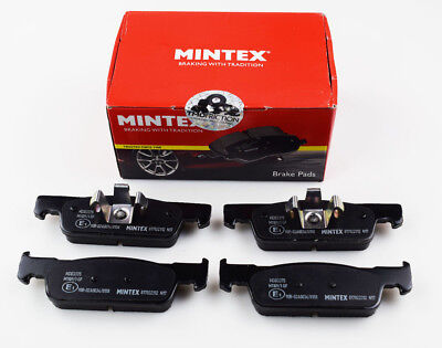 Brand New Front Mintex Brake Pads Set Mdb3375 (Real Images Of The Parts)
