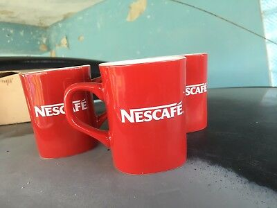 nescafe coffee mugs 3x$10 look Nestlé great for sharing