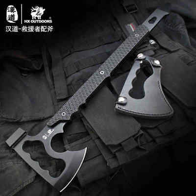 Rescue Multifunctional Tomahawk HX OUTDOORS Axe Camp Military Tactical Survival