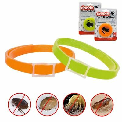 Pet Dog Cat Flea & Tick Collar Quick Insect Killer Mosquito Remover Protection
