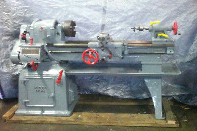 """Recondition  14-1/2""""  X 40"""" SOUTH BEND LATHE"""