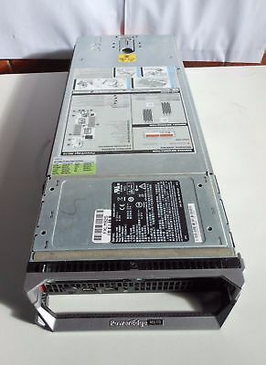 Dell Poweredge M610, Intel Xeon E5640 *2 - 2.66Ghz, 4GB *8 RAM, 73 *1 HDD