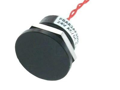 PBAR2-B Switch piezoelectric 1-position SPST-NO 0.2A/24VDC IP68 PBAR2AF2000 APEM