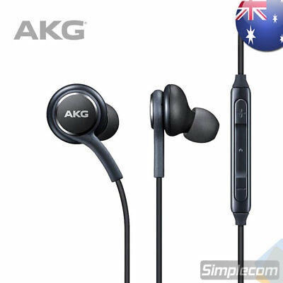 AKG In-Ear Earphones with MIC for Android Samsung (Original Note 8 Accessory)