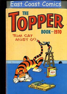 Topper Annual 1970 - Very Fine/Near Mint