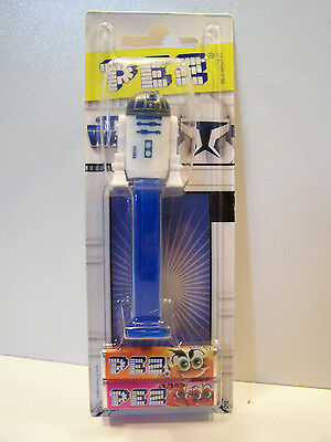 Star Wars 2008 Pez BonBons Dispensor  R2-D2 MOC