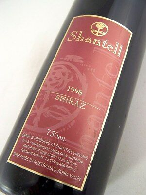 1998 SHANTELL Shiraz Isle of Wine