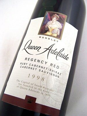 1998 WOODLEY WINES Queen Adelaide Regency Red Blend Isle of Wine