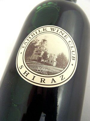1998 CHATEAU TAHBILK Wine Club Shiraz Isle of Wine