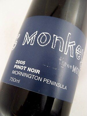 2005 THREE MONKEYS Pinot Noir Isle of Wine