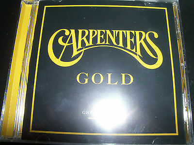 The Carpenters Gold Very Best Of Greatest Hits (Australia) CD - NEW
