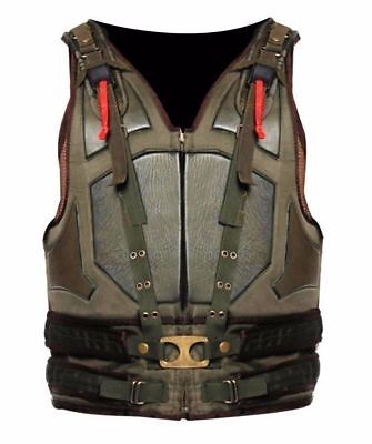 The Dark Knight Rises Tom Hardy Leather Bane Vest